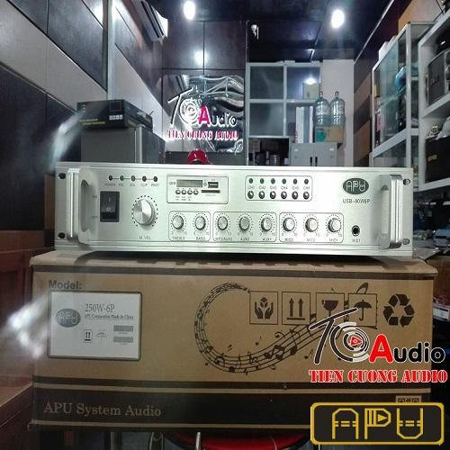 Amply APU USB 80W phù hợp công suất, phù hợp giá tiền, bảo hành 12 tháng