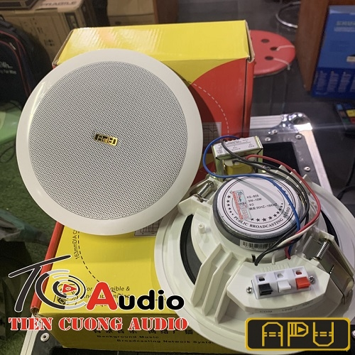 Loa âm trần APU KS805 thiết kế dành riêng cho nghe nhạc