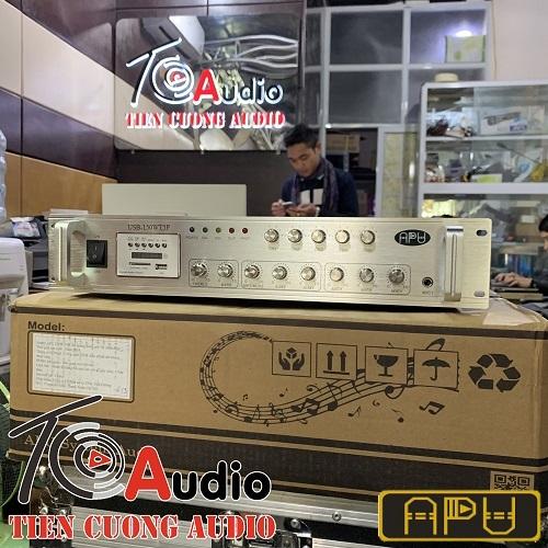 Amply APU USB 150W công nghệ châu âu, công suất 150w