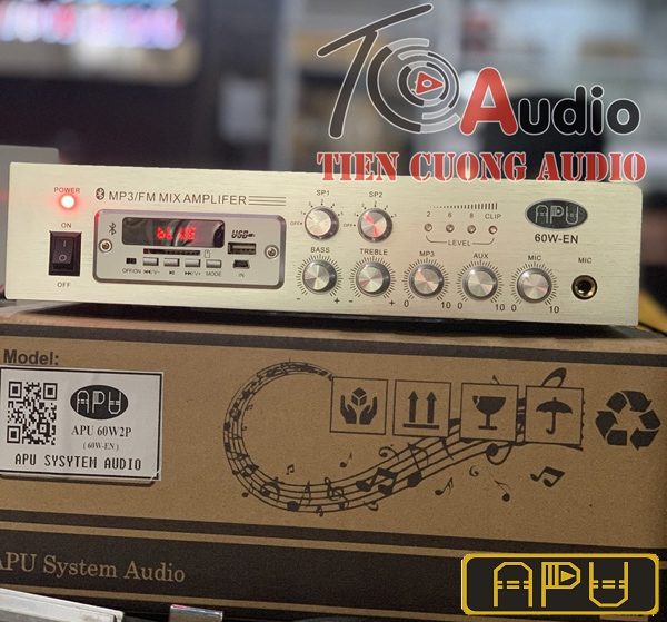 Amply APU 60W-En chính hãng giá tốt công suất 60W